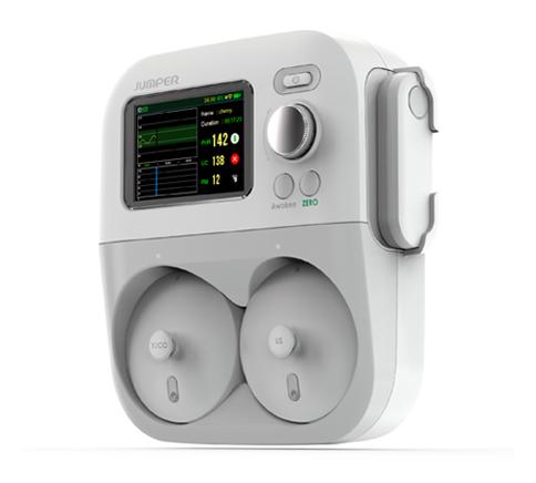 Fetal monitor JPD-300E 2_3